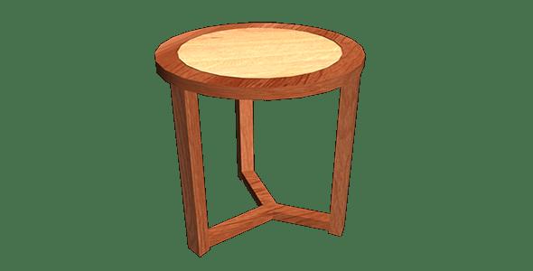 Stool  - 3DOcean Item for Sale