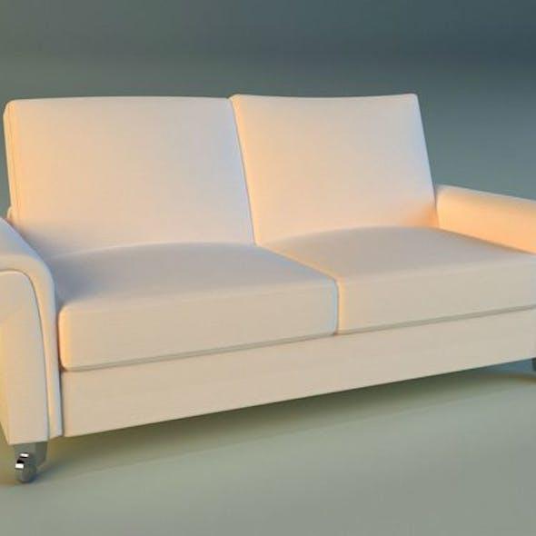 Sofa  white modern white