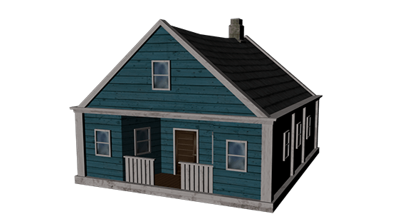 House  - 3DOcean Item for Sale