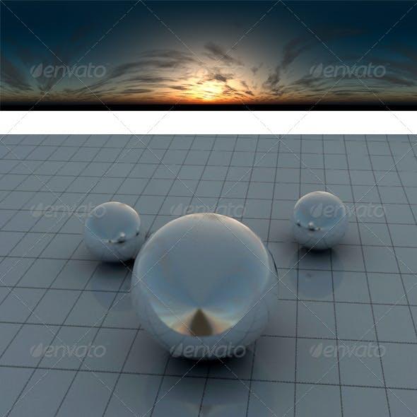 Sunset - 3DOcean Item for Sale
