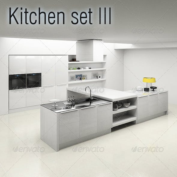Kitchen P3 set