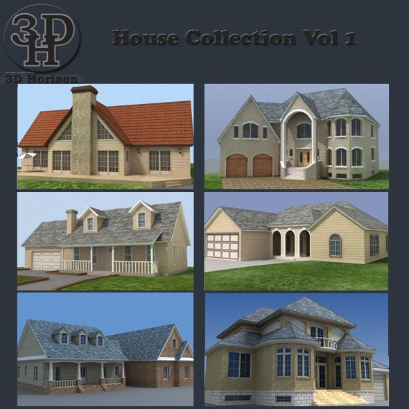 House Collection Vol 1