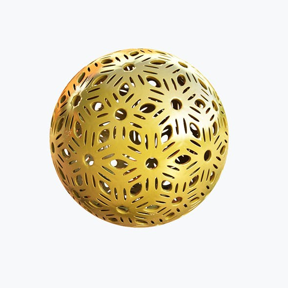 ball art - 3DOcean Item for Sale