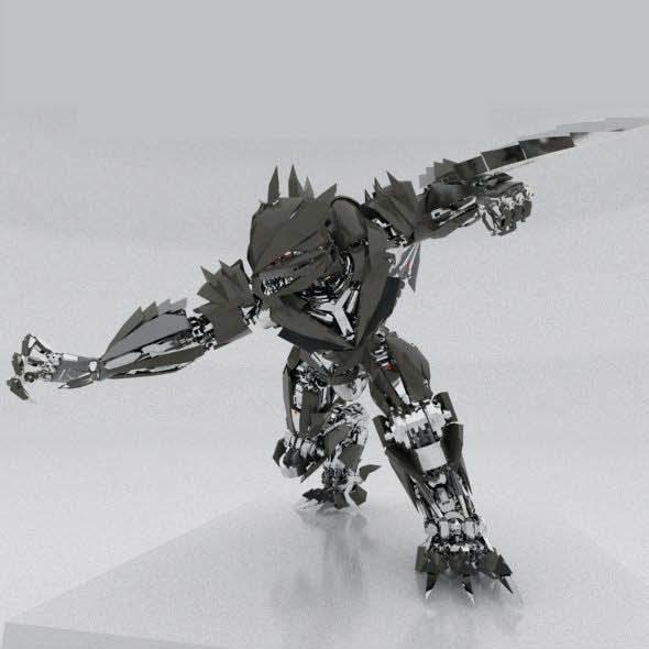 Transformers:decepticon Eviscerator