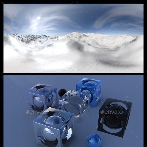 Snow - HDRI