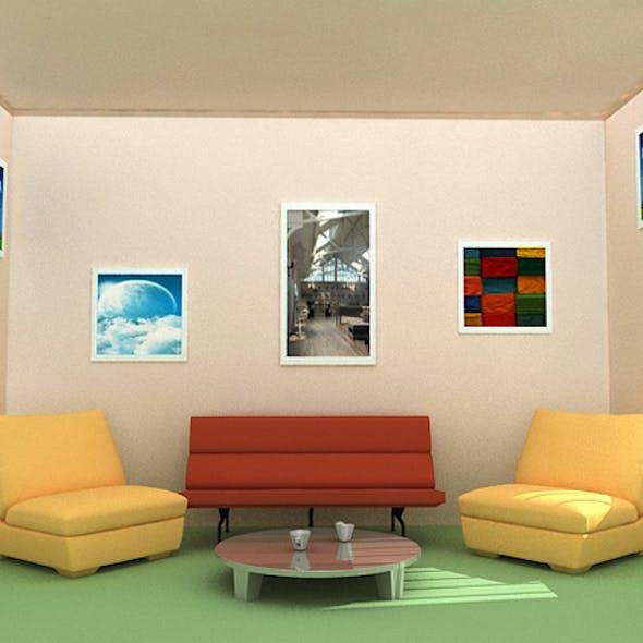 Rest Room Interior