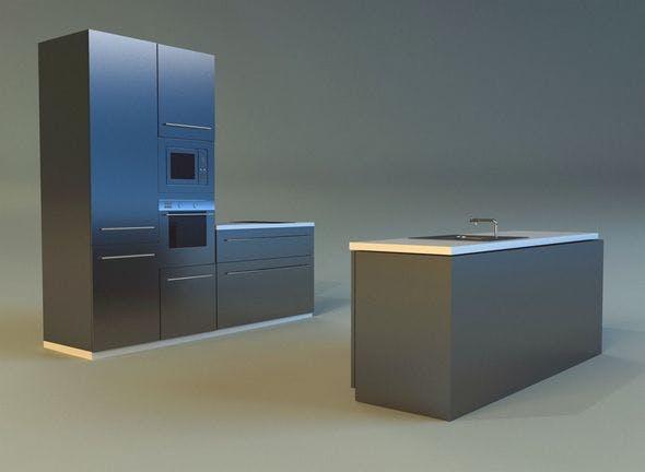 Kitchen 16 - 3DOcean Item for Sale