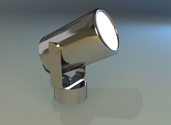 Lamp 09 - 3DOcean Item for Sale