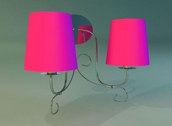 Lamp 10 - 3DOcean Item for Sale