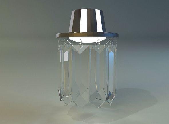 Lamp 15 - 3DOcean Item for Sale