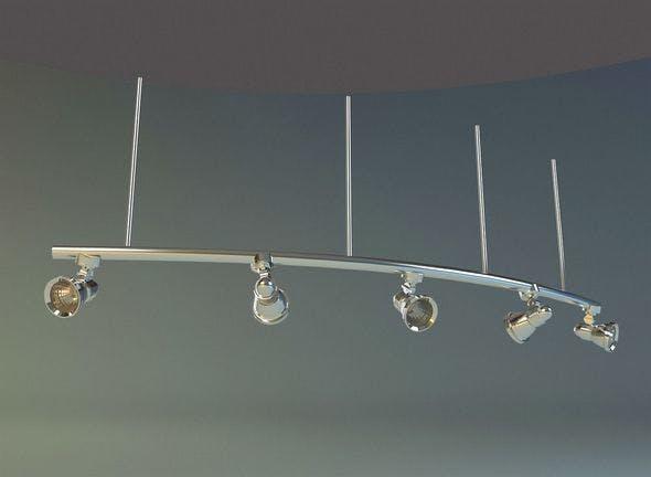 Lamp 20 - 3DOcean Item for Sale