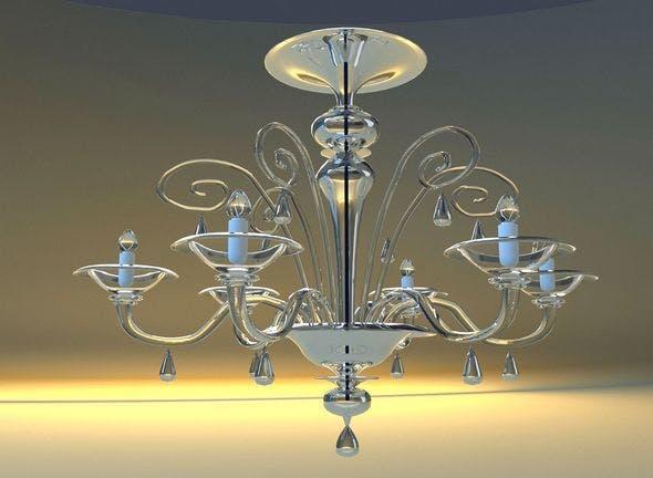 Lamp 24 - 3DOcean Item for Sale