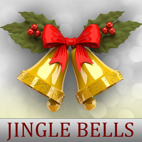 Christmas Bell  - 3DOcean Item for Sale