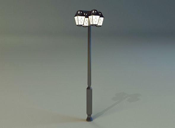 Lamp 28 - 3DOcean Item for Sale