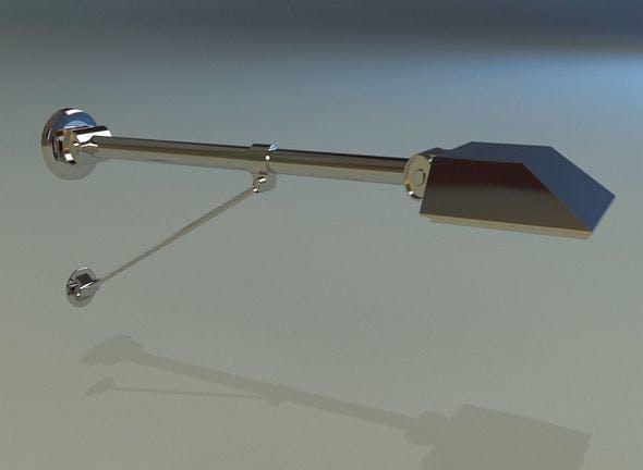 Lamp 37 - 3DOcean Item for Sale