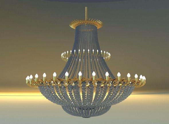 Lamp 49 - 3DOcean Item for Sale