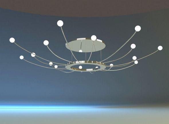 Lamp 52 - 3DOcean Item for Sale