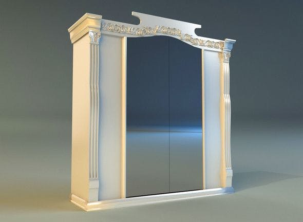 Cabinet 2 - 3DOcean Item for Sale