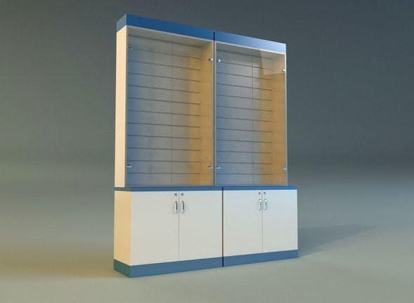 Cabinet 3 - 3DOcean Item for Sale