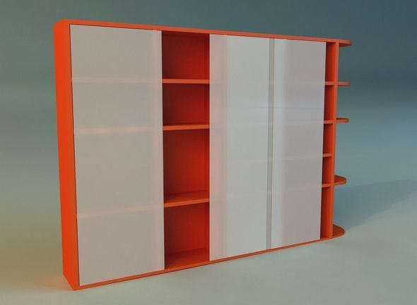 Cabinet 7 - 3DOcean Item for Sale