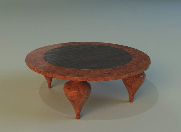 Table 1 - 3DOcean Item for Sale