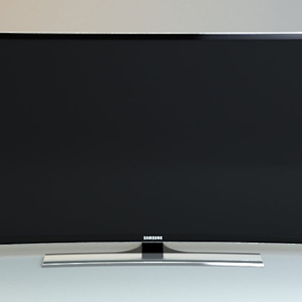 Curved Full HD tv