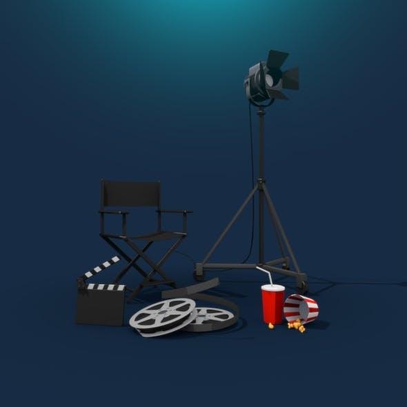 Cinematic Pack - 3DOcean Item for Sale