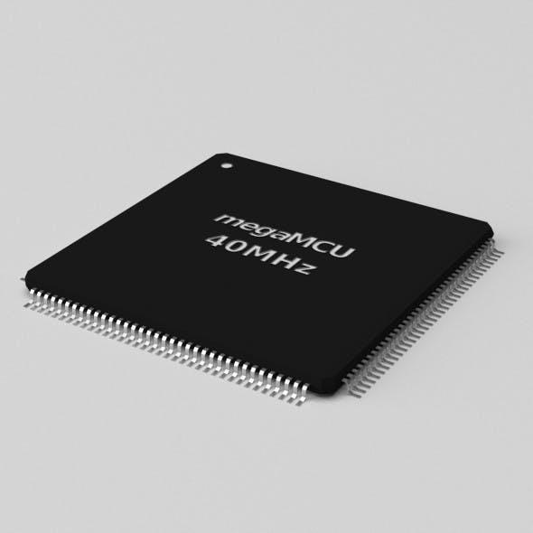 Controller TQFP144 - 3DOcean Item for Sale