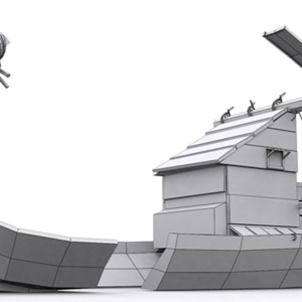 Break Ship Model
