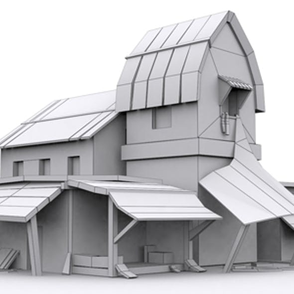 Village Market Model