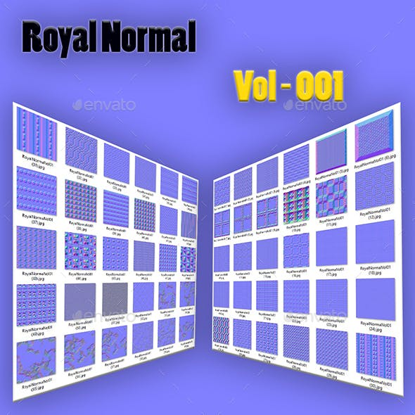Royal Normal Vol-001