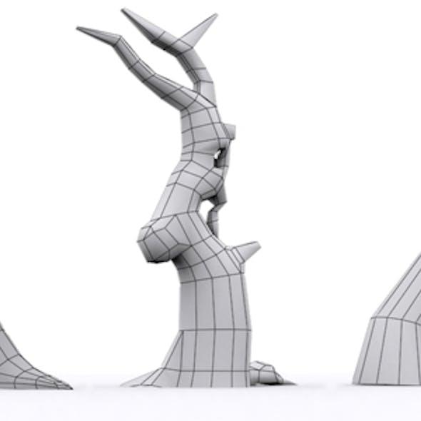 Tree Set Model