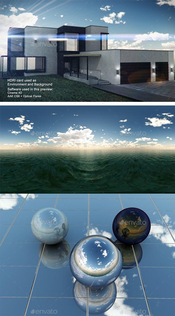 Dusk Sea 1 - 3DOcean Item for Sale