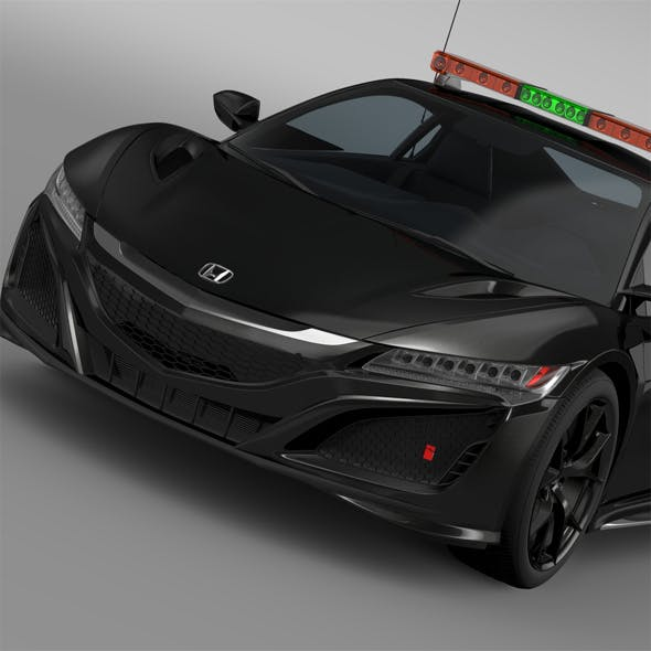 Honda NSX 2016 Safety Car