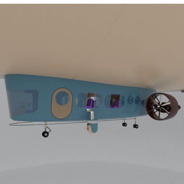 Skyship AIRSHIP Zeppelin