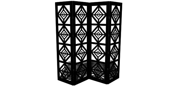 Room divider - 3DOcean Item for Sale