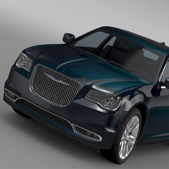 Chrysler 300 C LX2 2016 - 3DOcean Item for Sale