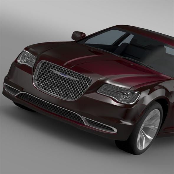 Chrysler 300 Limited LX2 2016