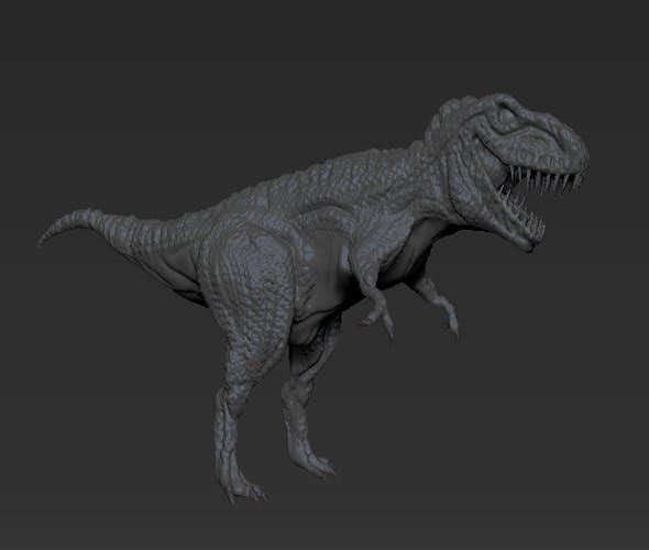 T.Rex - 3DOcean Item for Sale