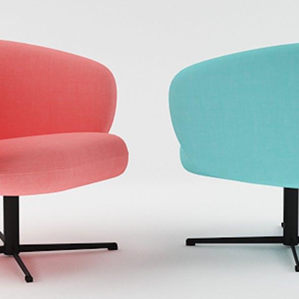 Bras Chair