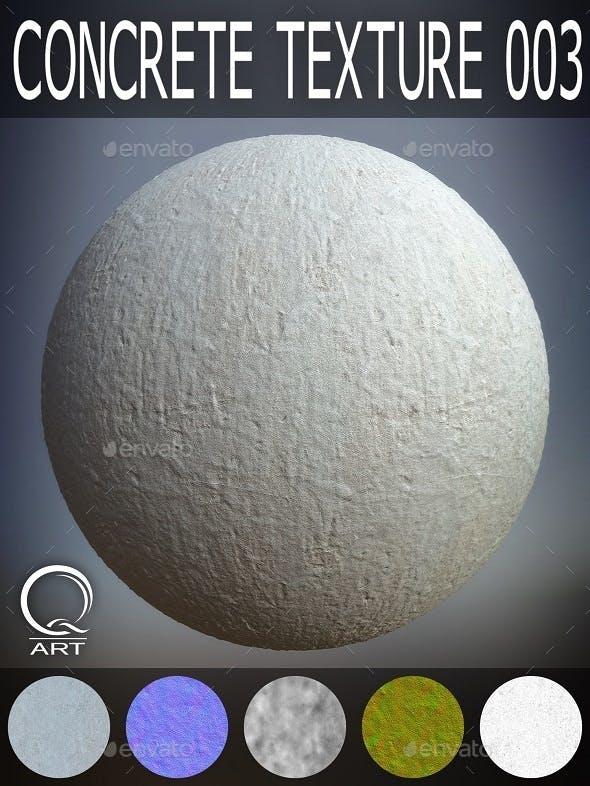 Concrete Textures 003 - 3DOcean Item for Sale