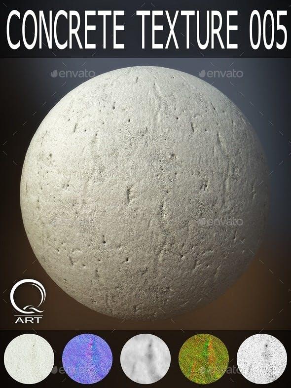 Concrete Textures 005 - 3DOcean Item for Sale