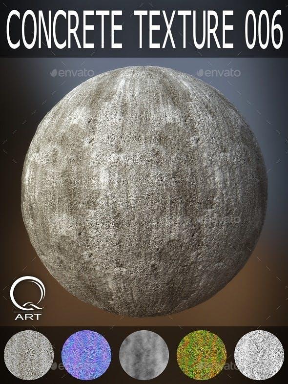 Concrete Textures 006 - 3DOcean Item for Sale