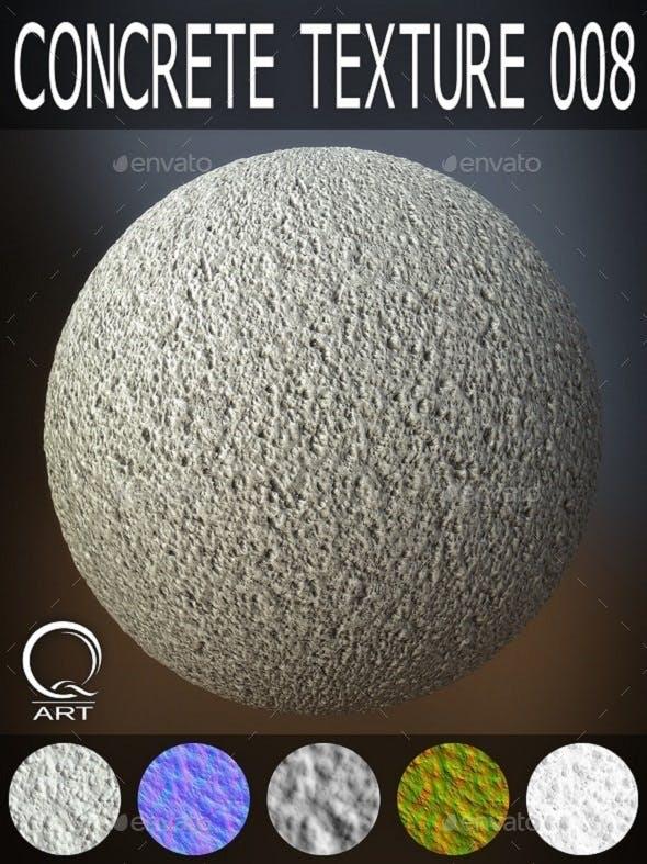 Concrete Textures 008 - 3DOcean Item for Sale