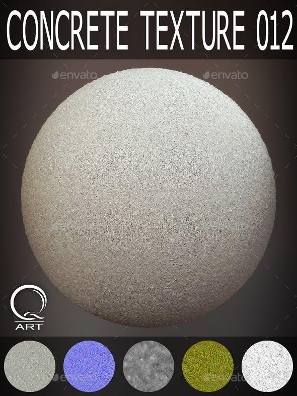 Concrete Textures 012 - 3DOcean Item for Sale