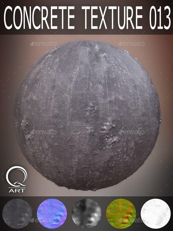 Concrete Textures 013 - 3DOcean Item for Sale