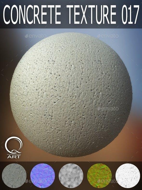 Concrete Textures 017 - 3DOcean Item for Sale