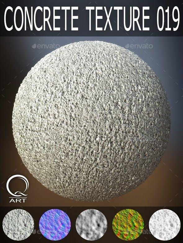 Concrete Textures 019 - 3DOcean Item for Sale