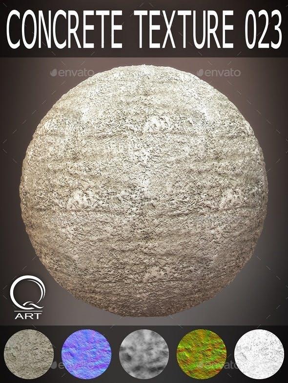 Concrete Textures 023 - 3DOcean Item for Sale