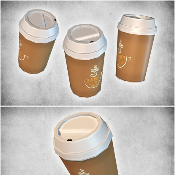 Coffee Cup Take Away